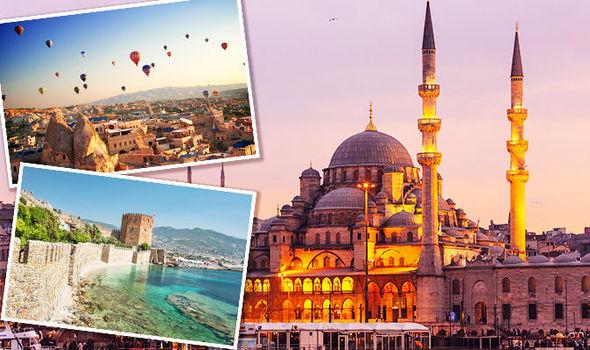 Turkey Visit Visa from Pakistan